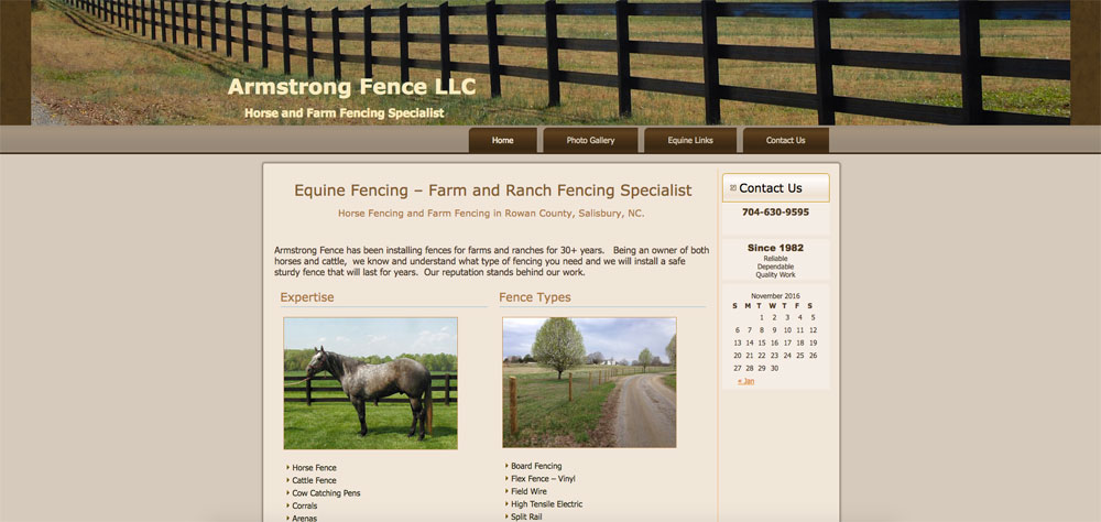 Armstrong Fence