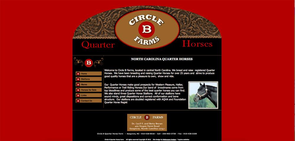 Circle B Quarter Horses