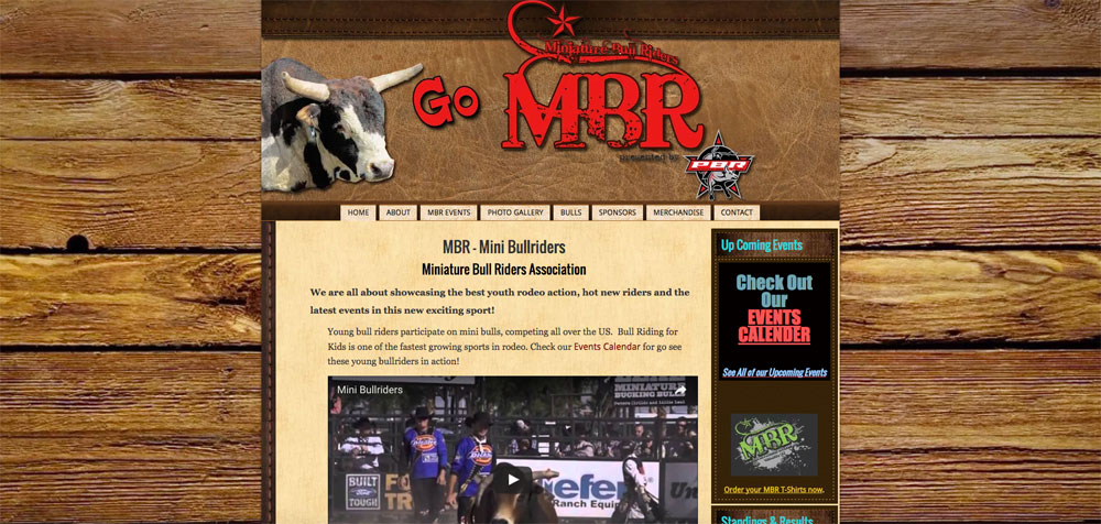 Miniature Bull Riding Assoc.