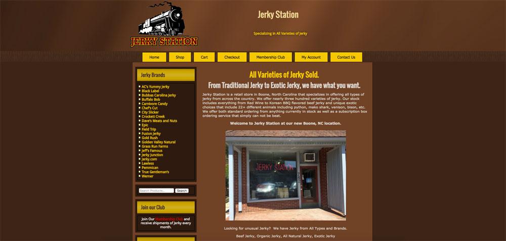 Jerky Station