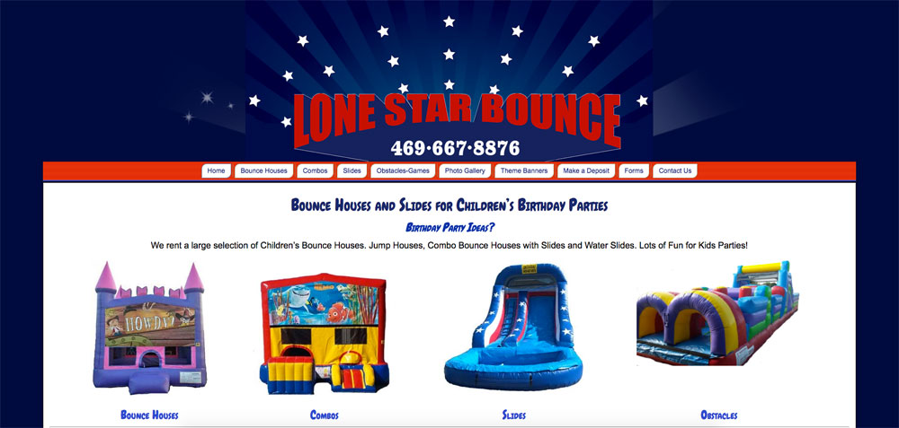 Lone Star Bounce
