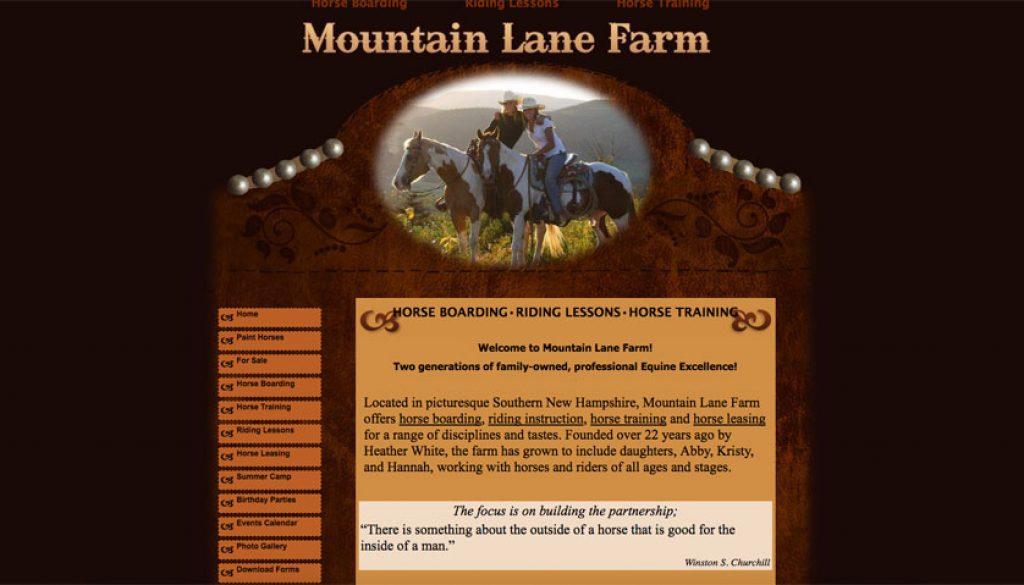 Mountain Lane Farm