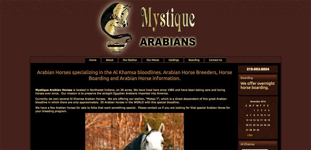 Mystique Arabians