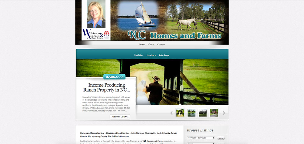 NC Homes and Farms