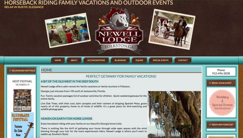 Newell Lodge