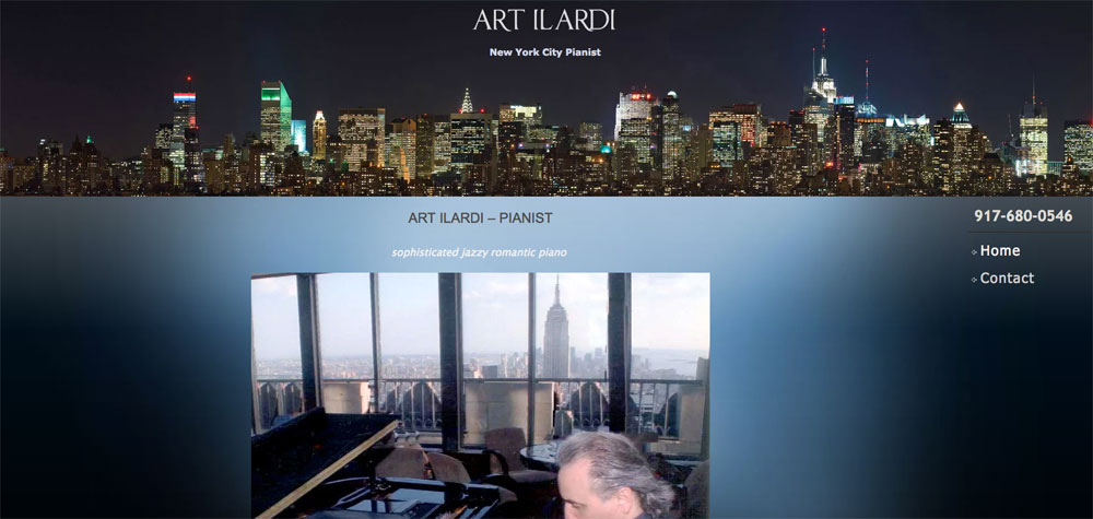 Art Ilardi Piano