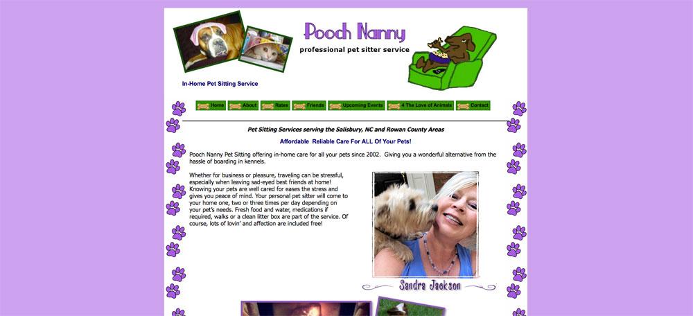 Pooch Nanny