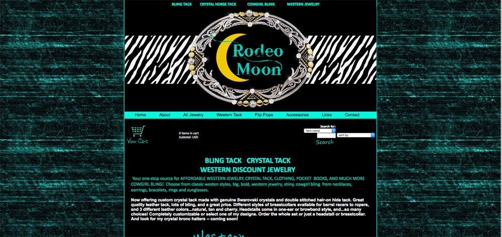 Rodeo Moon