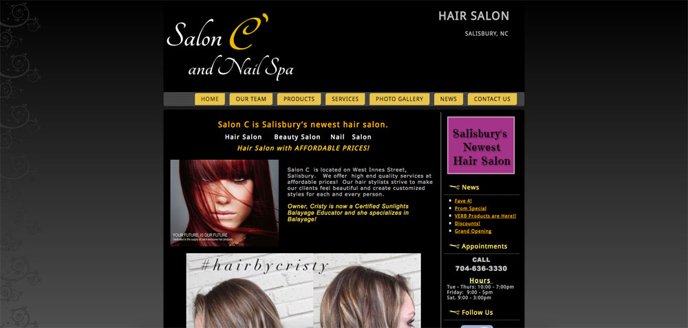 Salon C Hair and Spa