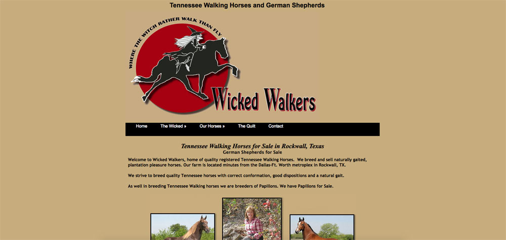 Wicked Walkers